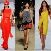 Модные платья 2015, весна-лето: смелее с цветами!