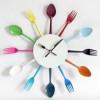Часы на кухню и другие декоративные элементы своими руками