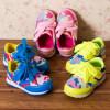 Как правильно ухаживать за детскими кроссовками?