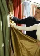Как подобрать идеальную ткань для штор