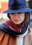Какой головной убор носить с пальто женским?