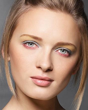 макияж для небольших глаз