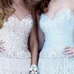 белые короткие платья на выпускние 2013