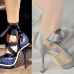 туфли в стиле балеток