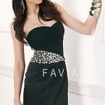 черное сексуально выпускное платье 2013
