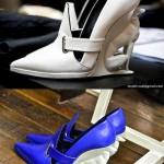 необычные туфли мода 2013 весна лето
