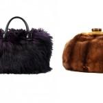 меховые сумки 2013