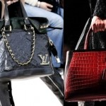 Модные женские сумки из кожи, весна-лето 2013