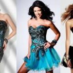 модные платья без бретелек 2013