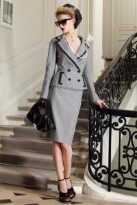 модная деловая женщина фото
