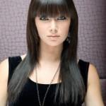 стрижка на длинные волосы 2013 фото