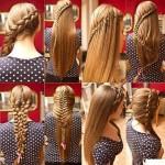 модные красивые косы 2013 фотки
