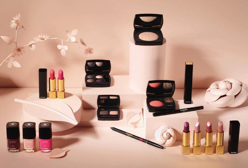 весенняя коллекция косметики Шанель 2013