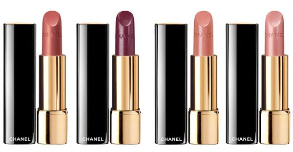 помада - весенняя коллекция макияжа Шанель 2013