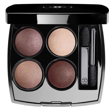 тени для век - весенняя коллекция макияжа Шанель 2013