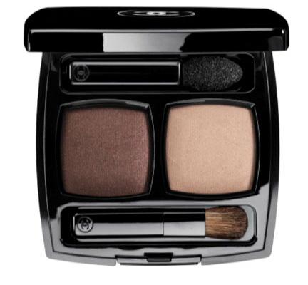 тень для век - весенняя коллекция макияжа Шанель 2013