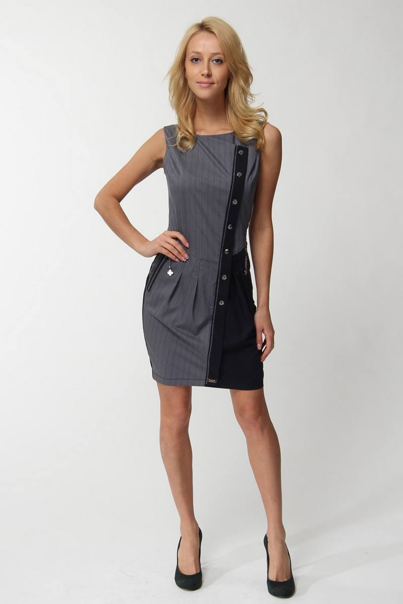 модныфе деловые платья 2013 фото