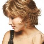 стрижка каскад на короткие волосы 2013 фото