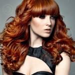 модная прическа на длинные волосы 2013