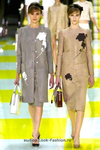 женские пальто, плащи 2013 фото