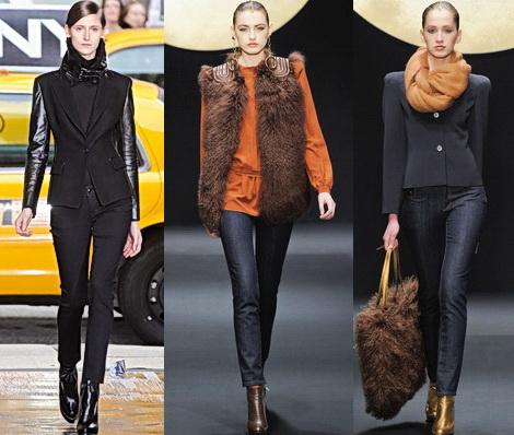 модные женские джинсы для деловых женщин 2013