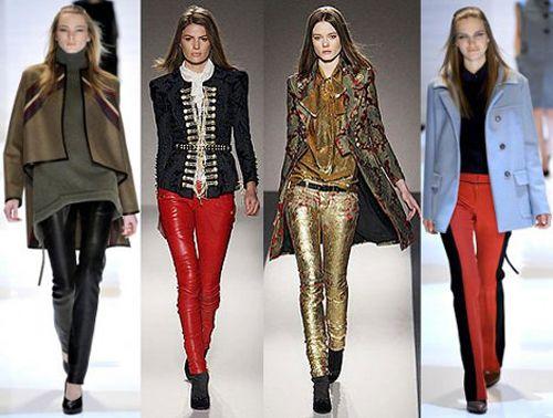экстравагантные женские джинсы 2013