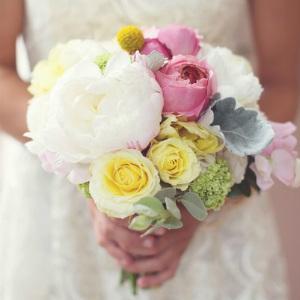 свадебный букет 2013 фото