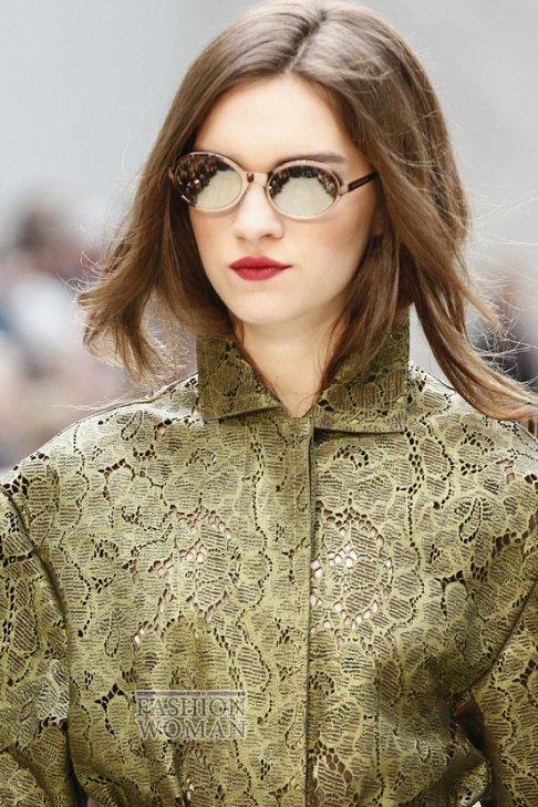 модное пальто с кружевами 2013 фото