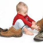 детская обувь выбор