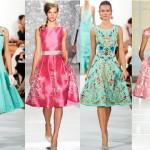 Модные выпускные платья в 2015 году