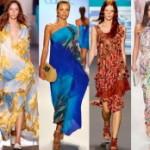 Стильные летние платья и сарафаны