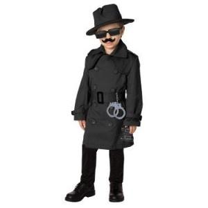 ребенок шпион