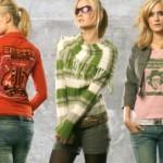 женской одежды