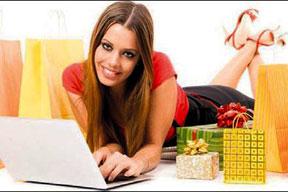 Что покупают женщины в интернете