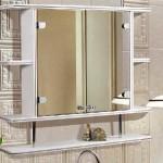 зеркало шкаф в ванную