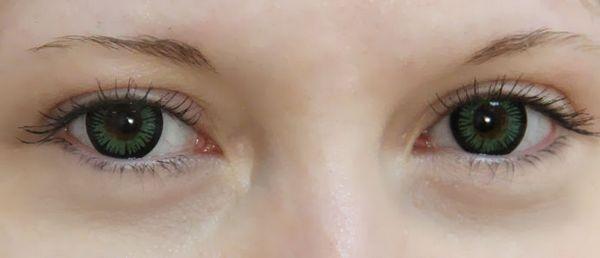 преимущество контактных линз