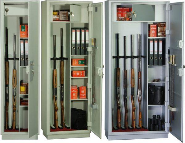купить сейф для оружия