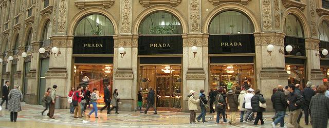 дешевый шоппинг Милане