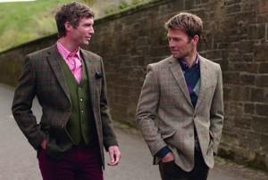 твидовые пиджаки