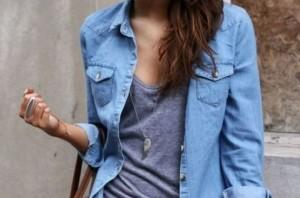 джинсовая одежда оптом
