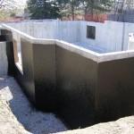 Гидроизоляция для бетонных фундаментов