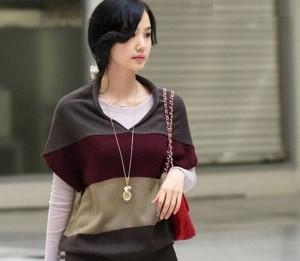 стильный женский свитр