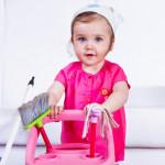 детские наборы для уборки