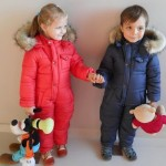 Флис – лучший материал для детской одежды